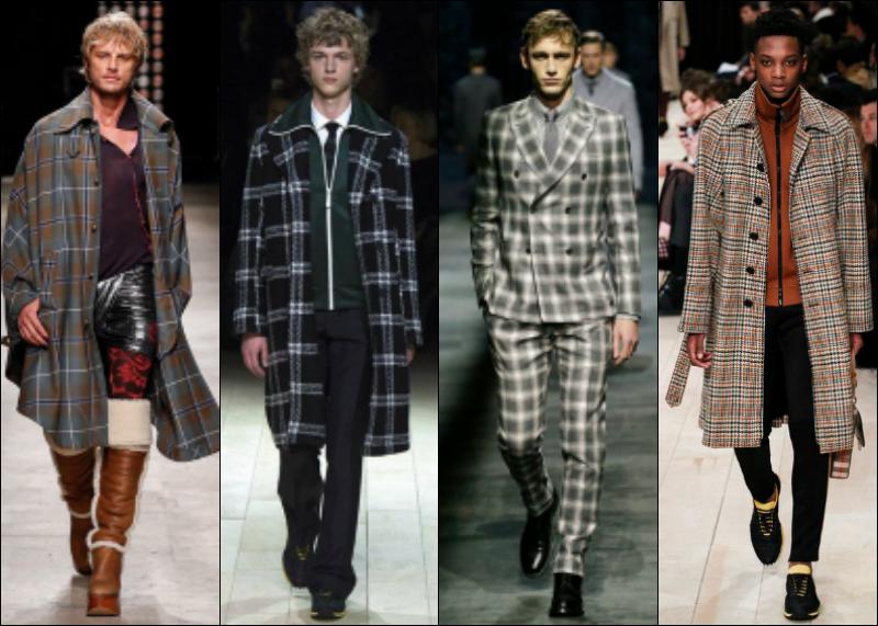 Ralph Lauren Fall men fashion runway