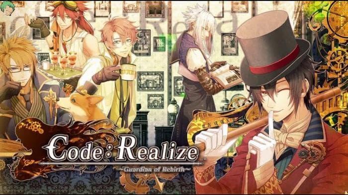 جميع حلقات انمي Code:Realize Sousei no Himegimi مترجم (تحميل + مشاهدة مباشرة)