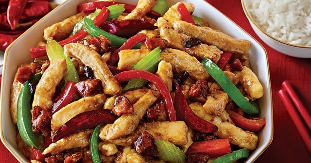Panda Express Launches New 8 Treasure Chicken Breast