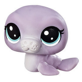 Littlest pet shop x - 4 1