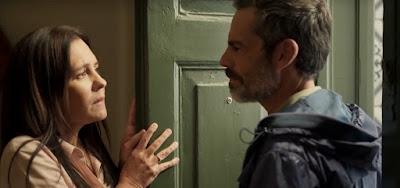Thelma (Adriana Esteves) reencontrará Gabo (Felipe Duarte) nos próximos capítulos de Amor de Mãe