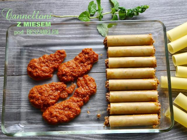 Cannelloni z mięsem pod beszamelem - Czytaj więcej »