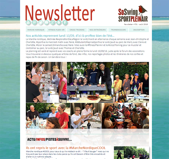 Lire la Newsletter du mois..>>