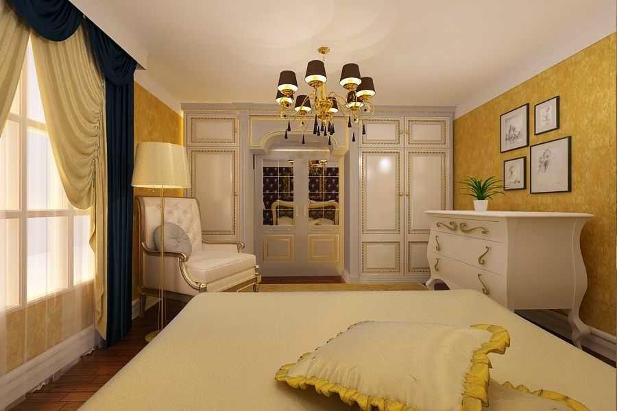 Design interior dormitor casa Constanta - Design Interior / Amenajari interioare | Design interior dormitor clasic