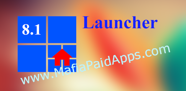 8 1 Metro Look Launcher Pro v1 3 APK | MafiaPaidApps com