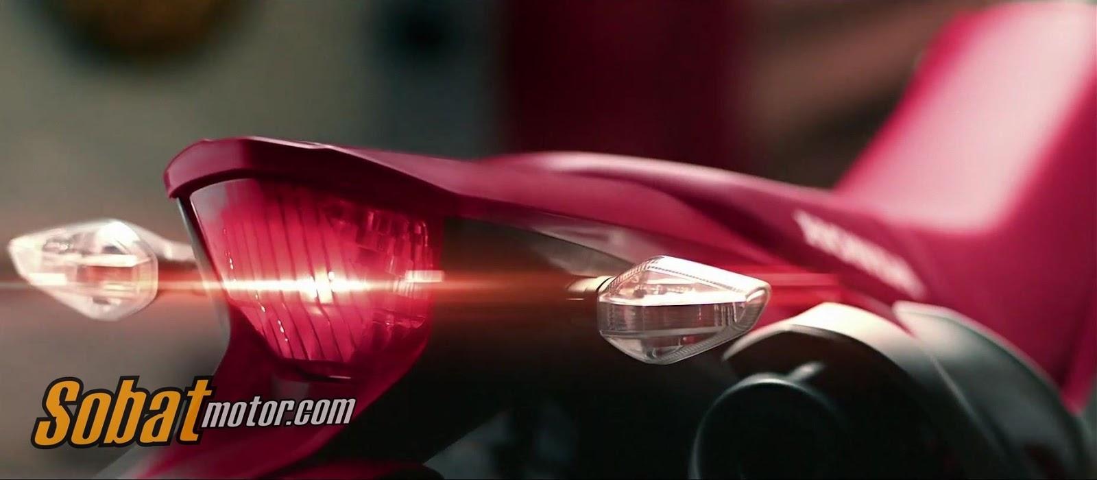 Teaser Honda New CRF150L mulai ditayangkan, pertanda kelahirannya sudah dekat ?