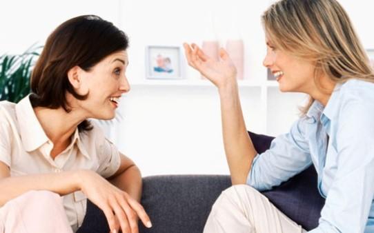 Cara Mendapatkan Pacar Dalam Waktu Singkat dengan curhat dengan orang lain