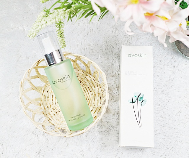 Packaging Avoskin Hydrating Toner Essence