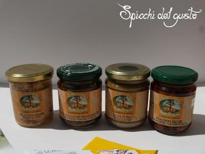 filetto di tonno e altri prodotti eccellenza italiana