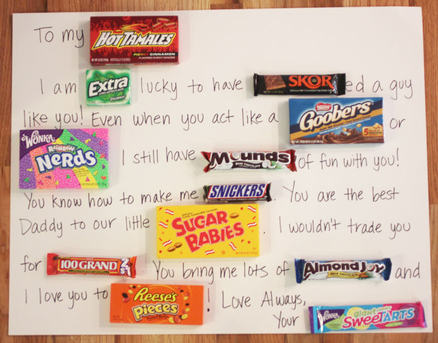candy bar card repeat crafter me
