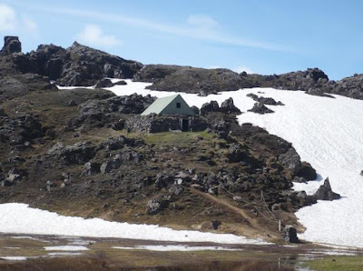 sentieri del Landmannalaugar