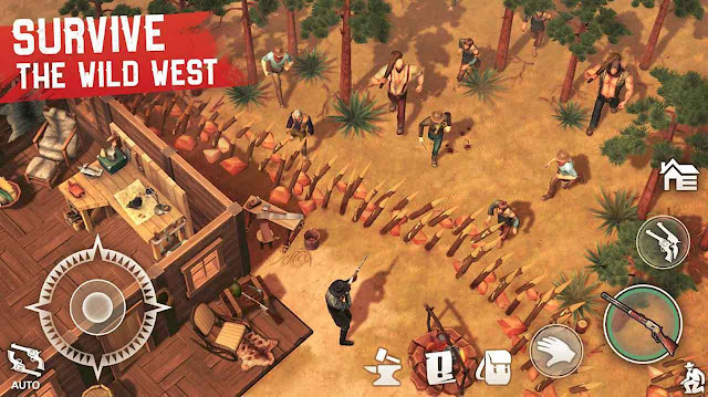 """Westland Survival"" Game sinh tồn Mobile free 2018"