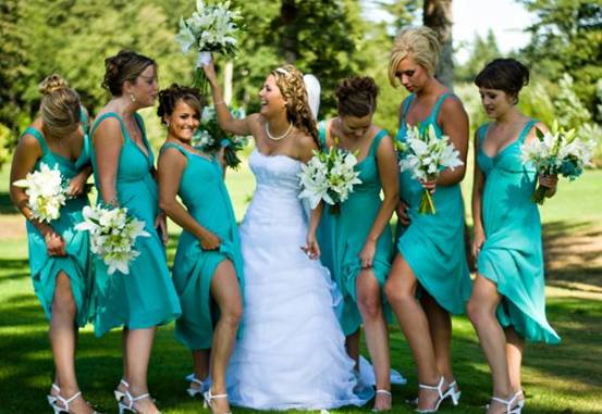 Cheap Wedding Dresses With Color: Buy Wedding Dresses Online