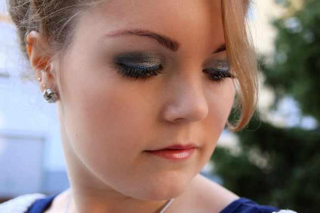 Silvester Inspiration Look Make-UP