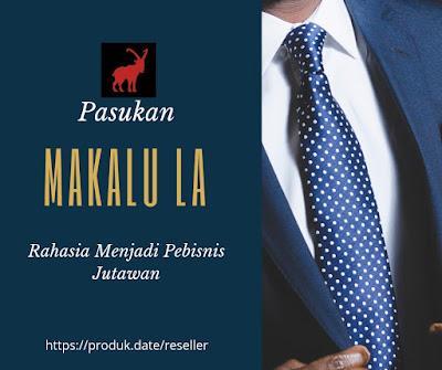 Peluang Bisnis Reseller Dan Agen Kaos Makalula Pasuruan, Jawa Timur