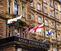 Newcastle Royal Station Hotel