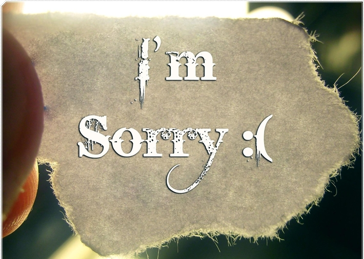 how to say sorry in swedish