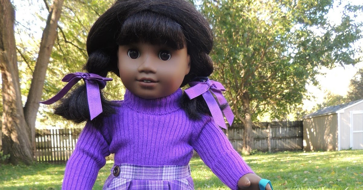 """BOX NO DOLL COMPLETE American Girl Melody /""""Birthday Outfit/"""" NEW"""