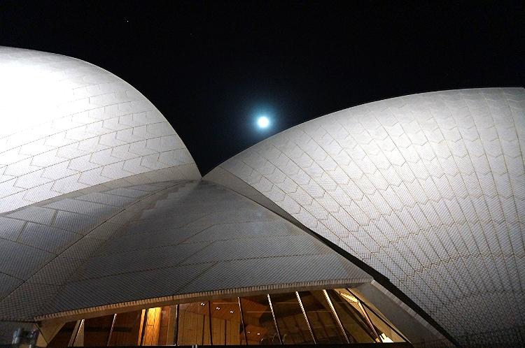 Sydney Opera House, Sydney, Australia, Euriental