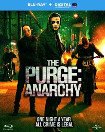 The Purge Anarchy 1080p HD Latino Dual
