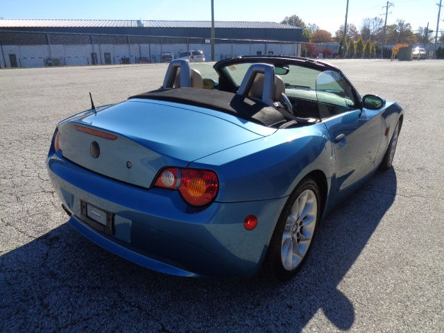 Daily Turismo All About That Base 2003 Bmw Z4