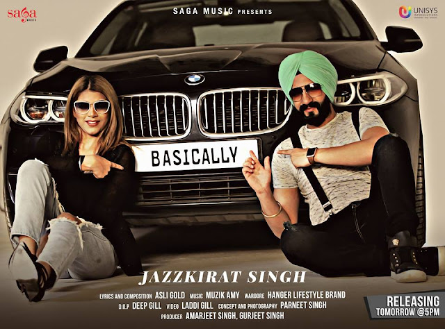 Basically Lyrics  Jazzkirat Singh Video