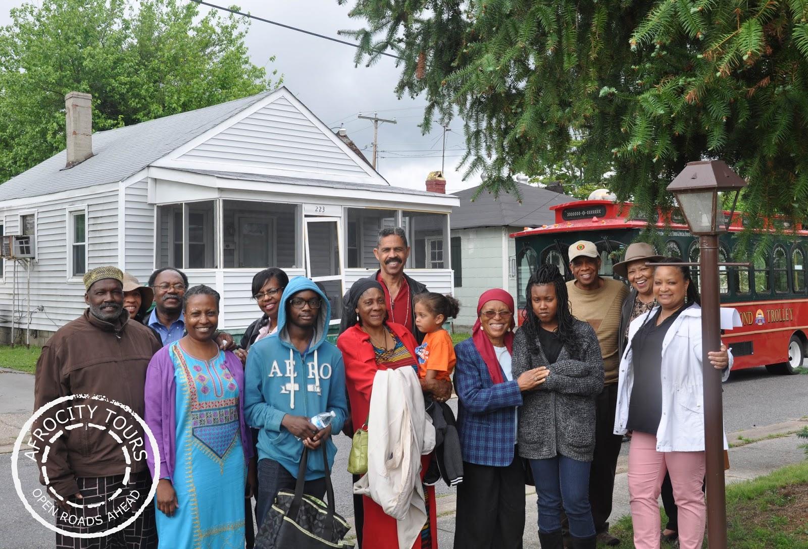 Afrocity Tours Richmond Va