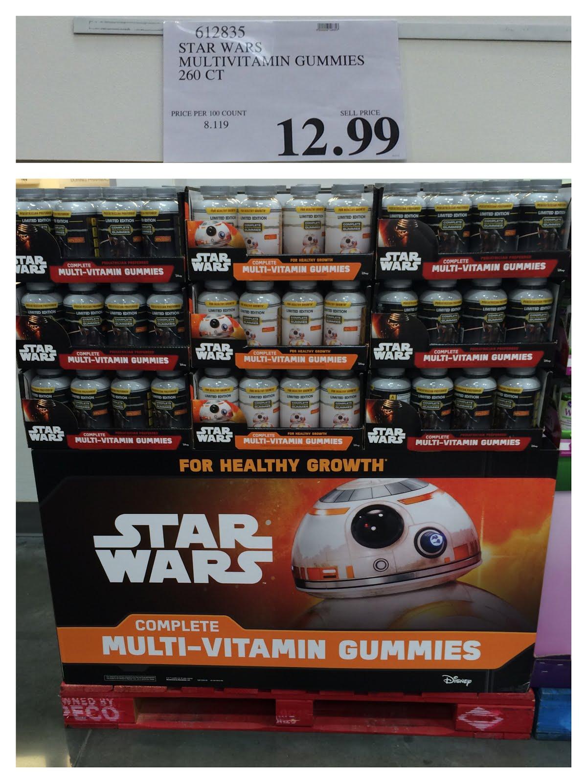 the Costco Connoisseur: Star Wars at Costco!