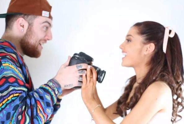 Mac Miller Ft. Ariana Grande - My Favorite Part