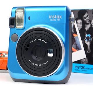 Polaroid Fujifilm Instax Mini 70