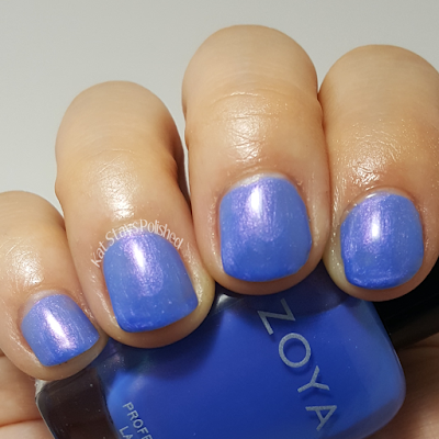 Zoya Enchanted Holiday 2016 - Saint | Kat Stays Polished