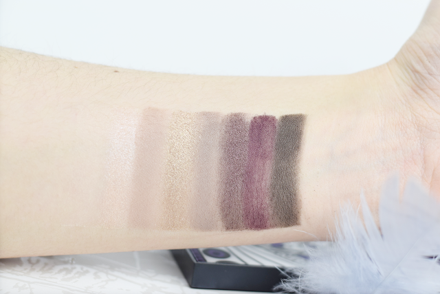 Smashbox Sultry Swatches Eyeshadow CoverShot