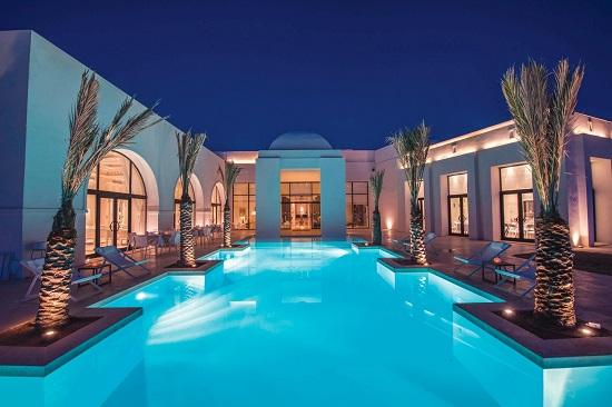 hôtel tunisien, La Badira