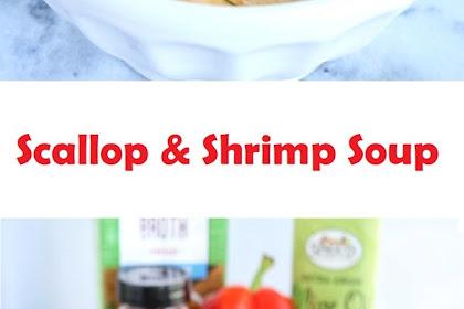 Scallop & Shrimp Soup