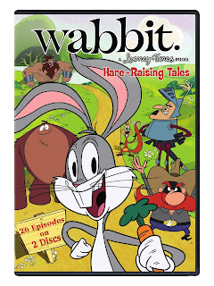 Enter the Wabbit: A Looney Tunes Production Season 1 Part 1 DVD Giveaway. Ends 5/4