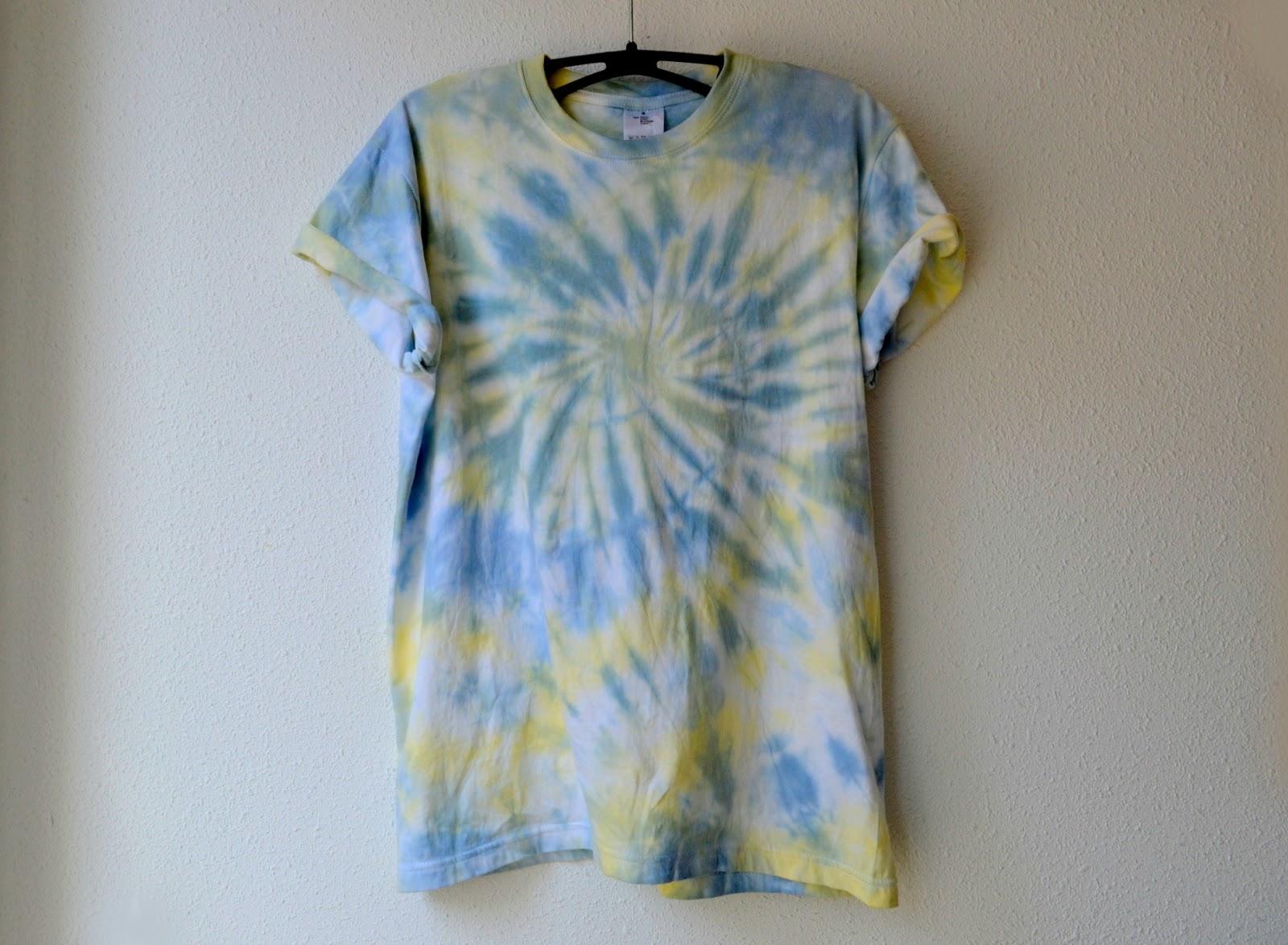 fde8477379e5 How Tie Dye Shirts With Kool Aid