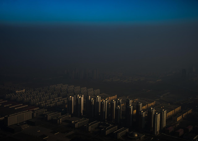 Green Pear Diaries, fotografía, World Press Photo Contest 2016, Haze in China, Zhang Lei