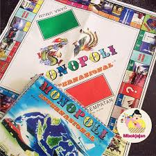 Fakta Permainan Monopoli yang Jarang Di ketahui