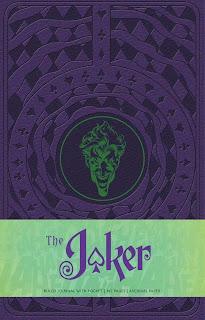 The Joker Cuaderno de notas