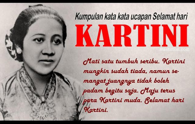 Kumpulan kata kata ucapan Selamat Hari Kartini terbaru 2018