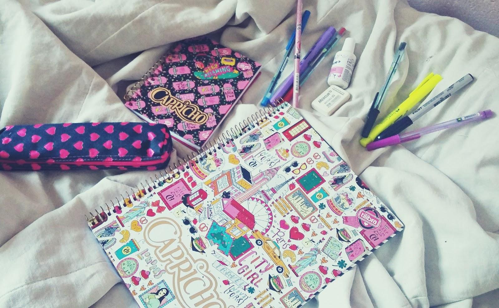 Volta às aulas | Back to school - O que comprei?!