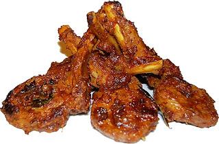 mutton chops fry recipe in urdu