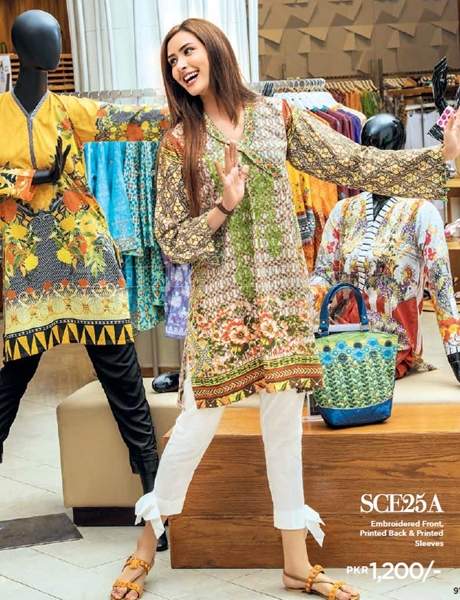 Gul Ahmed Winter Collection 2017-2018 Exclusive Designs
