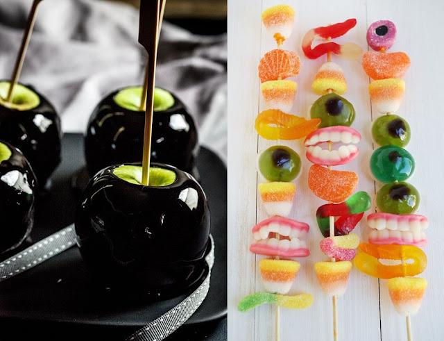 palitinho de doces e maça preta