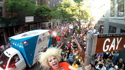 Glace Chase's Dream Queen Tours of Greenwich Village and NYC