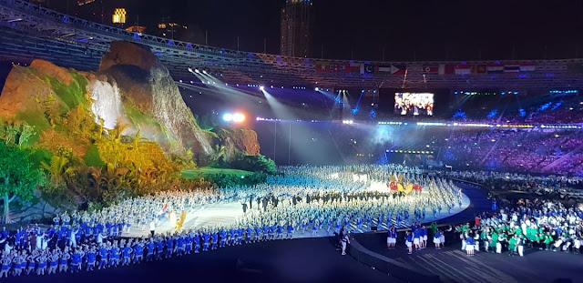 Asian Games 2018, Korea Selatan dan Korea Utara Bersatu di Indonesia
