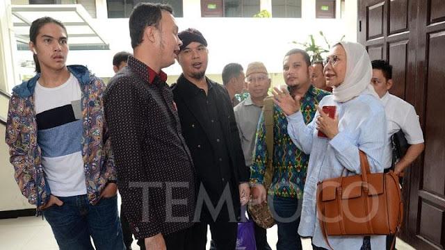 Ratna Sarumpaet Minta Tahanan Kota Lagi, Kuasa Hukum: Kasihan ..