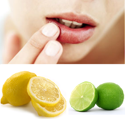 Jeruk Nipis Efektif Memerahkan Bibir