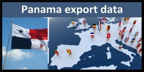 Panama Export Data