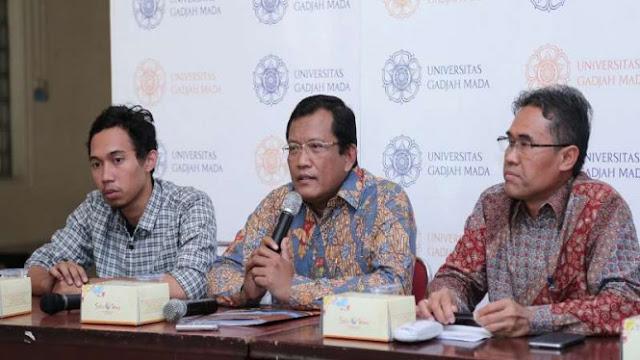 Seminar Sudirman Said, UGM Bantah Ancam DO Mahasiswa
